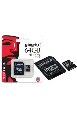 KINGSTON MicroSD U3 64GB