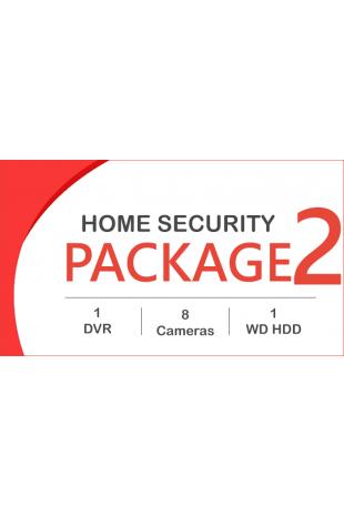Economy CCTV package - 8...