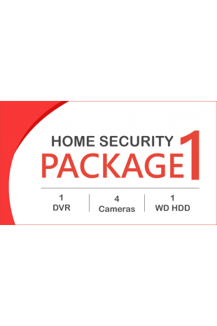 Economy CCTV package - 4...